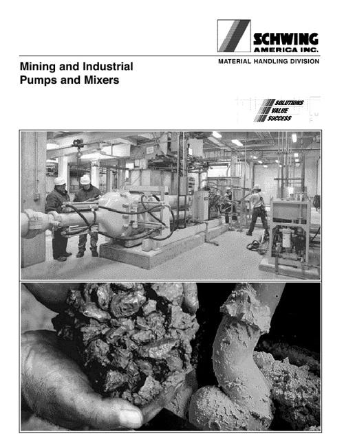 Mining Pump