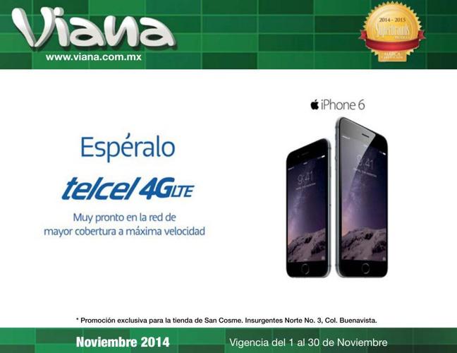 Catálogo Viana Noviembre
