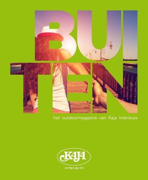 Buiten Magazine Kaja Interieurs