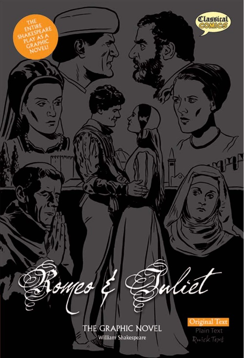 Romeo and Juliet A graphic novel