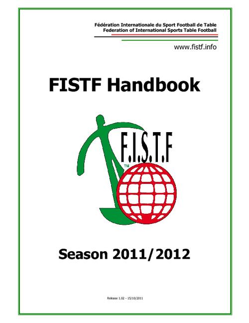 FISTF Handbook 2011/2012