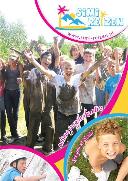 SimiReizen - 8page brochure