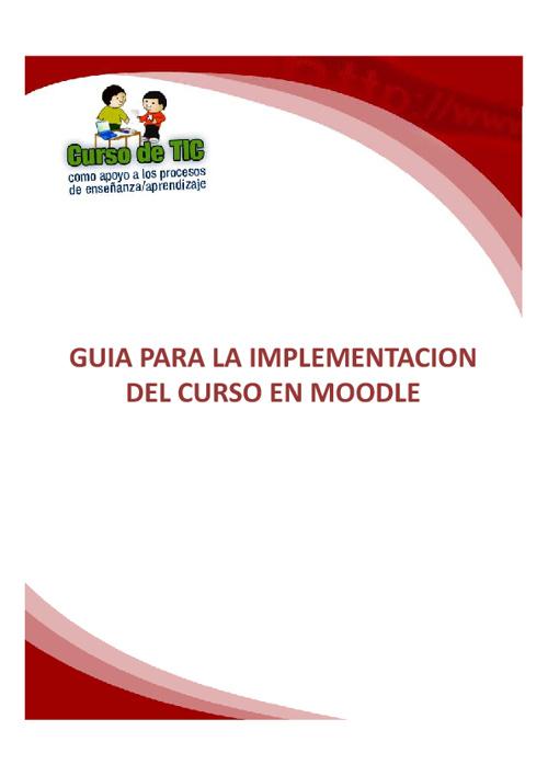 Guia para crear tu módulo en Moodle.