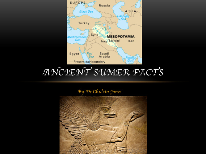 Ancient Sumer Facts