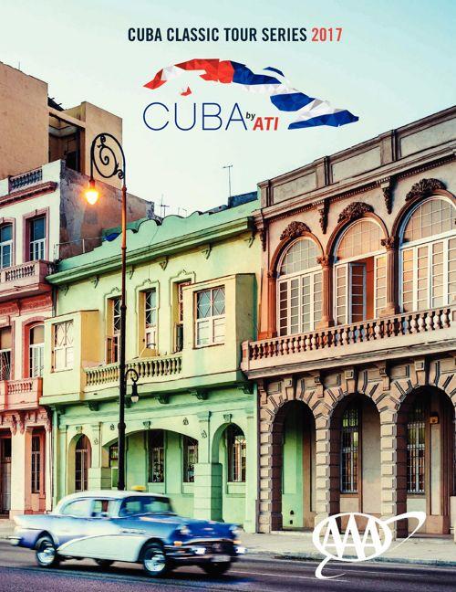 AAA 3 Star & 5 Star Cuba Brochure