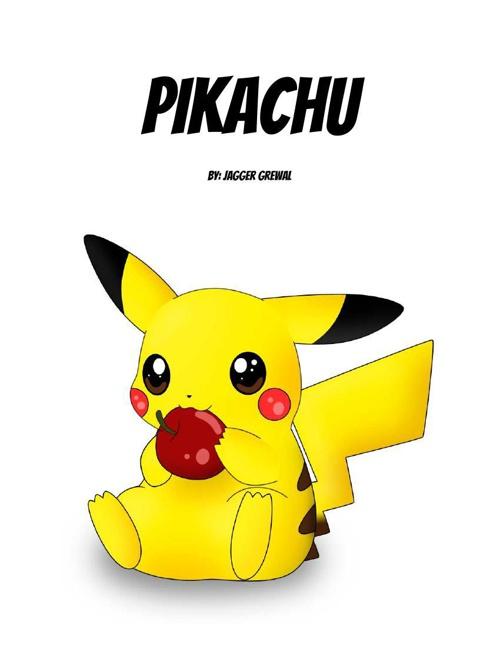 Pikachu Book