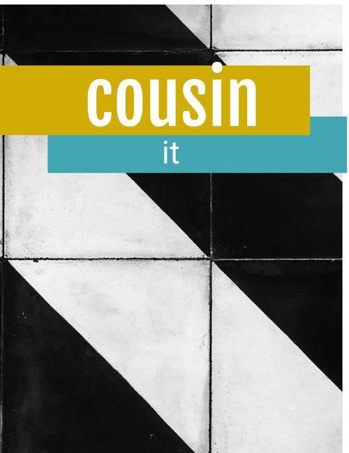 cousin it