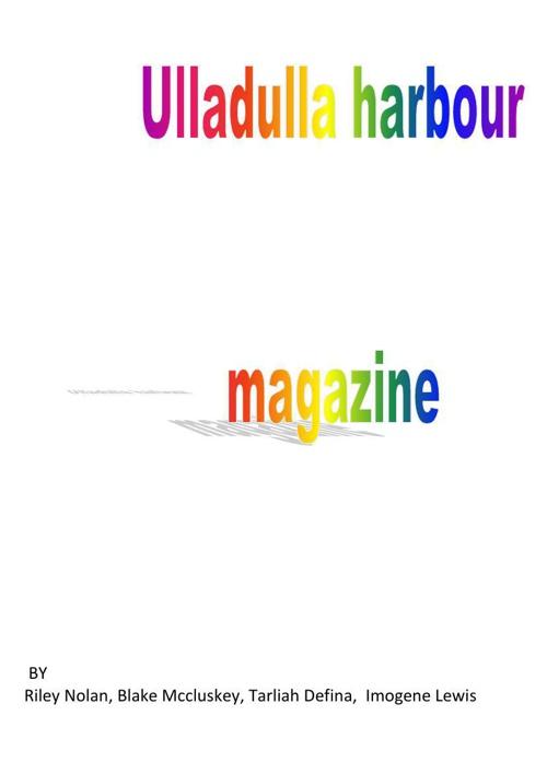 magazine ulladulla harbour