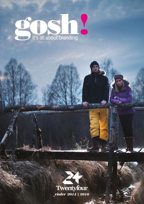 TWENTYFOUR KAT, HØST 2015, GOSH korrektur