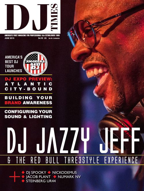 Nickodemus for DJ Times June 2015 Issue