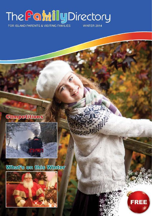 The Family Directory - Winter 2014