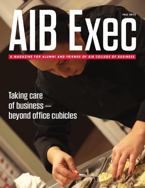 AIB Exec Magazine
