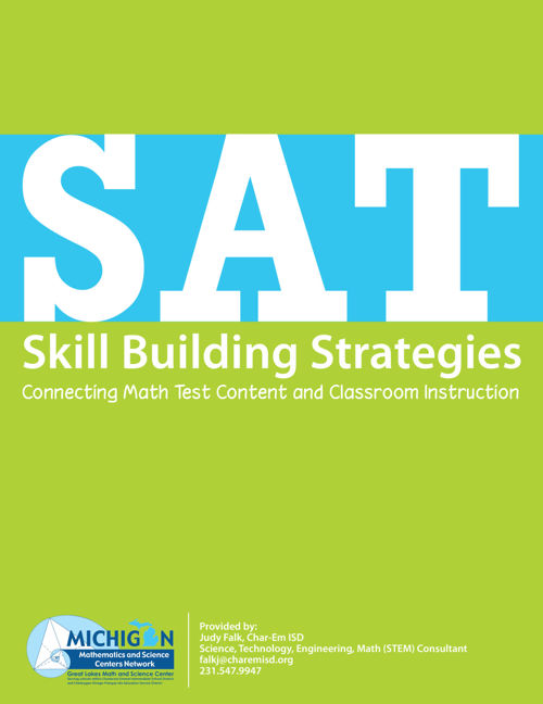 SAT Math Skill Building Strategies