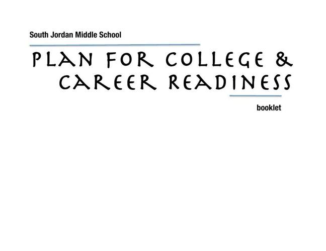 8th Grade PCCR booklet