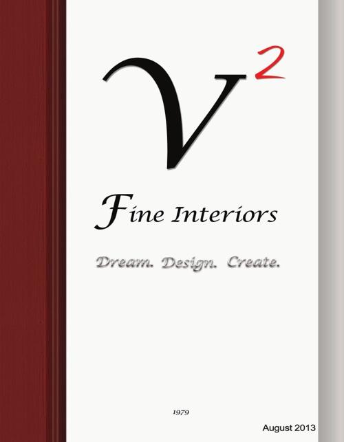 V2 Fine Interiors Catalog 8-2013