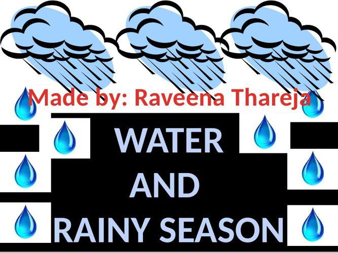 water_and_rainy_season