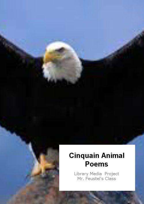 Cinquain Animal Poem Mr. Feustel #1