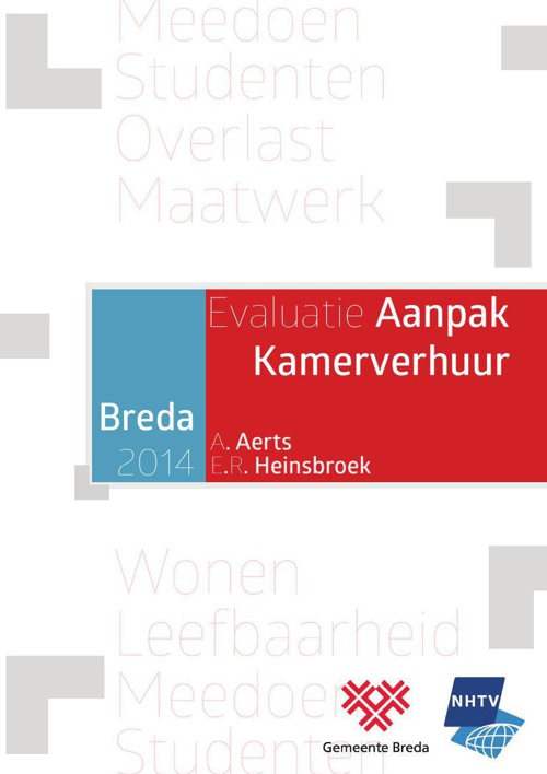 Rapport Evaluatie Aanpak Kamerverhuur (los optimized)