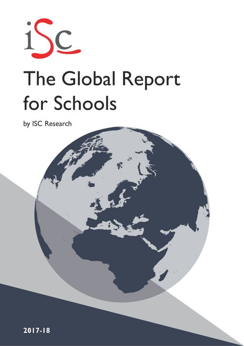 Global Report for Schools 2017-18 contents pages