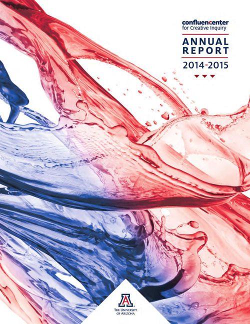 Confluencenter Annual Report 2014-2015