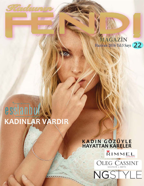 Fendi Magazin Haziran