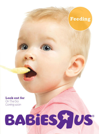 Babies R Us Book 1 2015 - Feeding