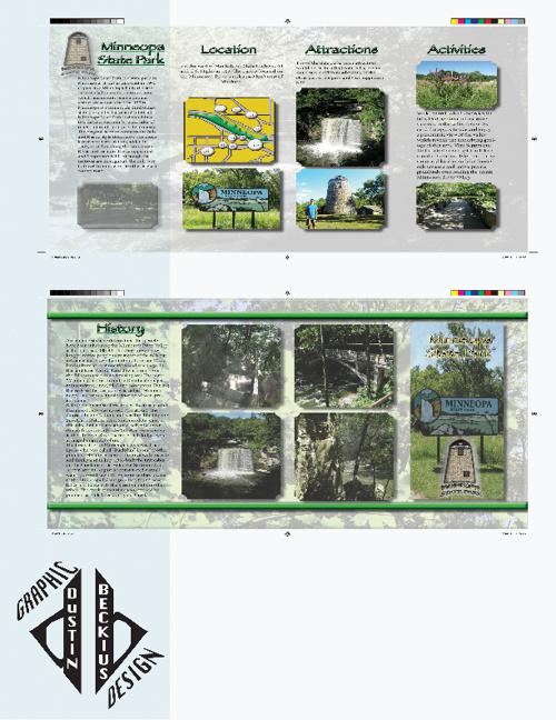 Digital Portfolio Flip Book