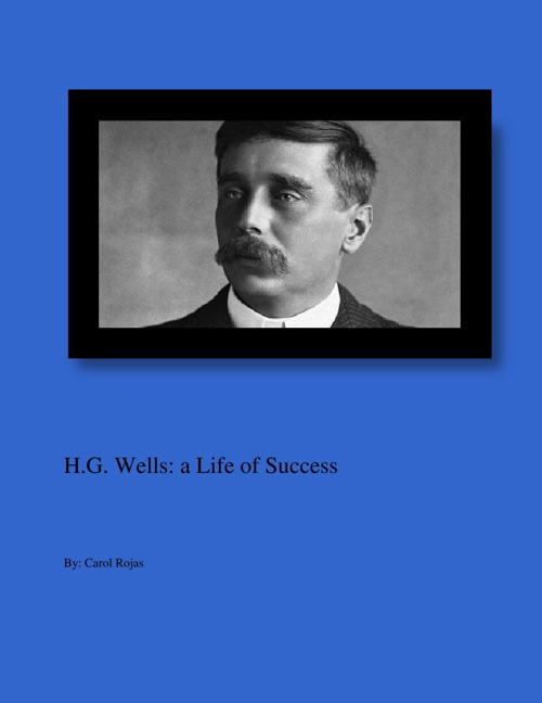 H.G. Wells Author Study