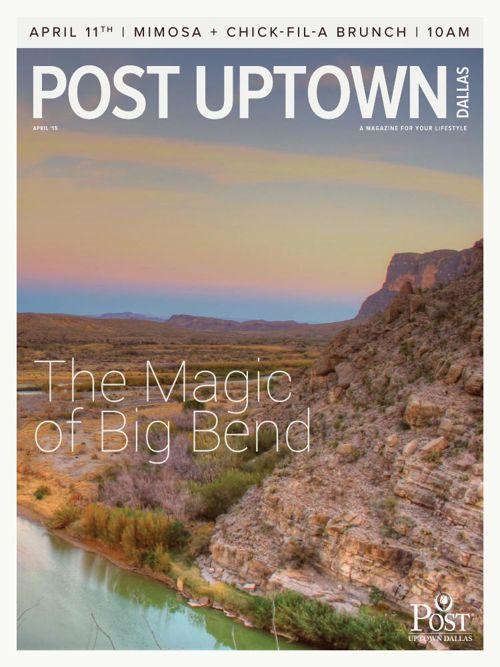 April 2015 Post Uptown Newsletter