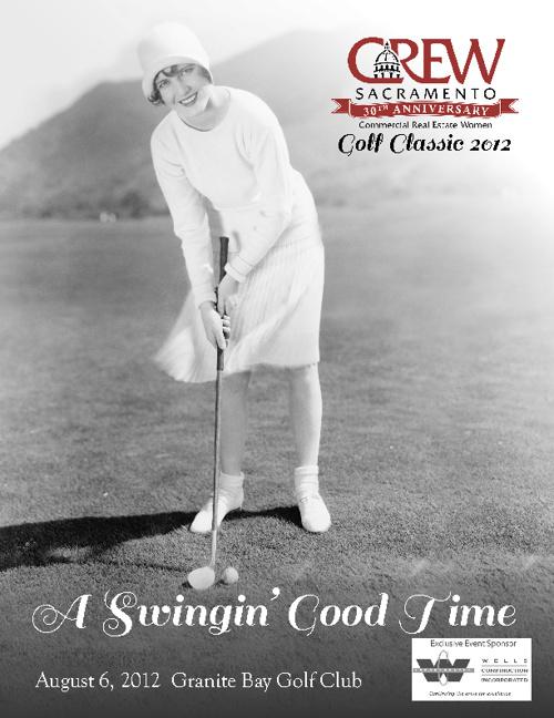 CREW Golf Classic 2012