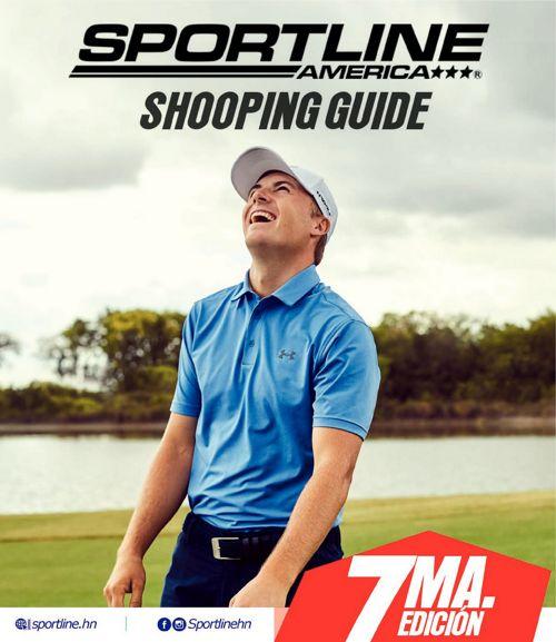 7ma Edicion de tu revista Sportline Shopping Guide