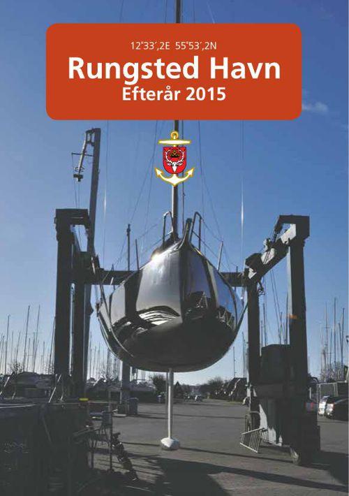 Rungsted Havn efteraar 2015