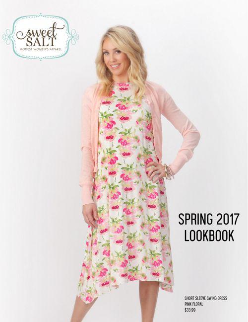 Sweet Salt Spring 2017 LookBook