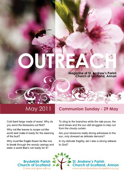 OUTREACH - May 2011