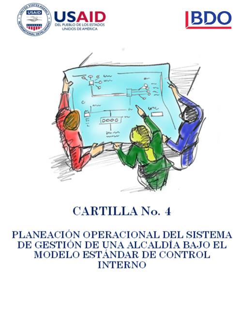 4 - Cartilla Planeación Operacional
