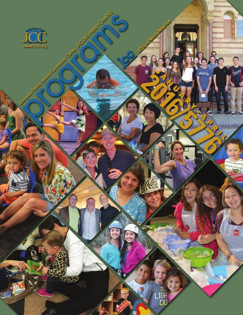 JCC Program Guide - Jan. 1 - April 30, 2016
