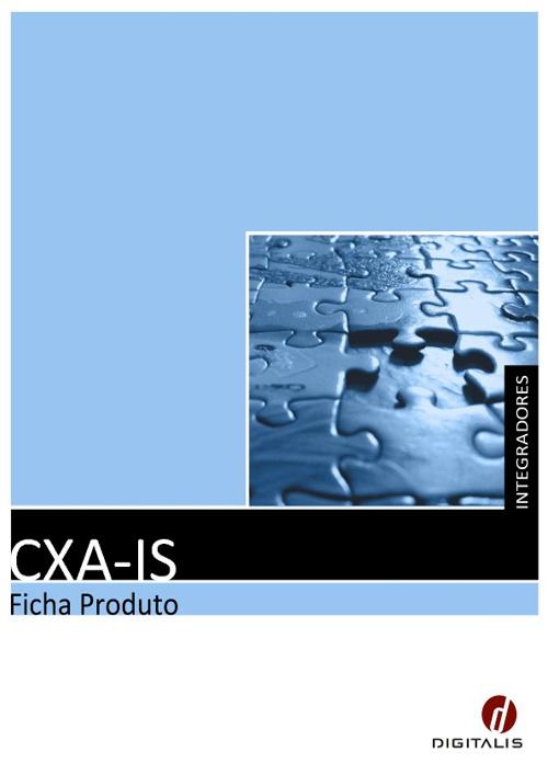 CXA-IS - Integrador de Serviços