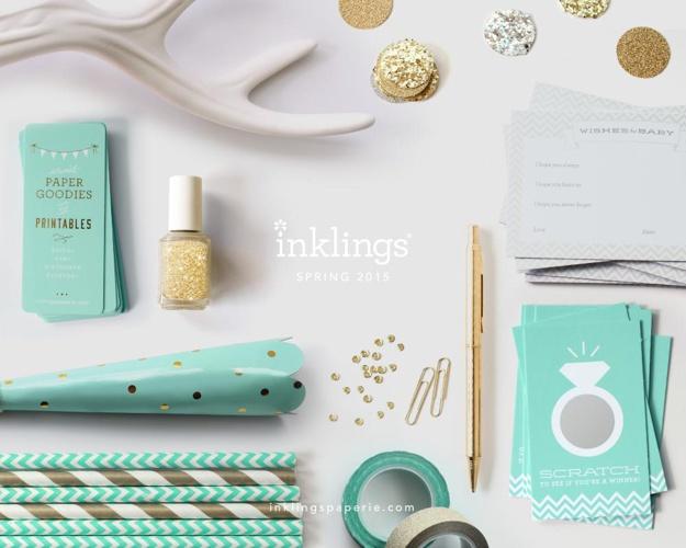 inklings Paperie 2015 Wholesale Catalog – V2