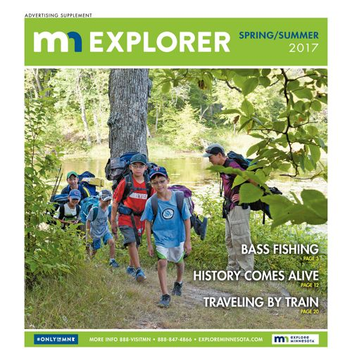 MN Explorer - Spring/Summer 2017