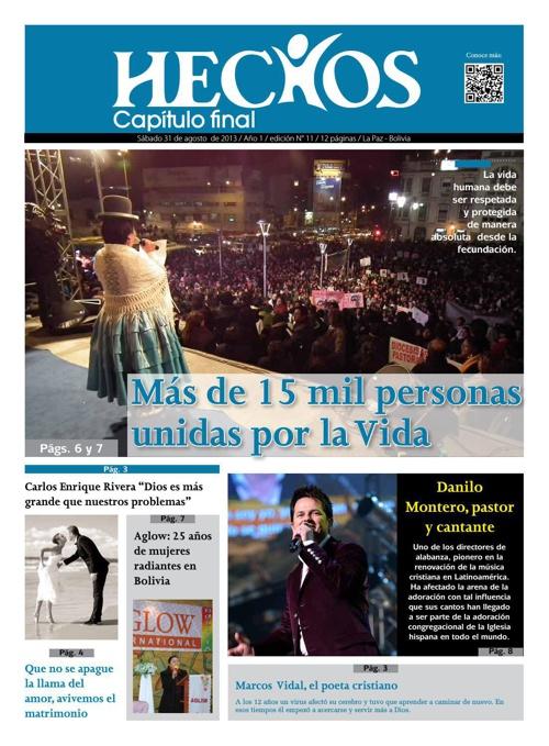 Periodico Hechos Nro. 11