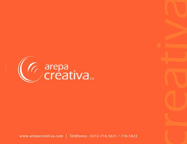 Propuesta de Servicio Arepa Creativa