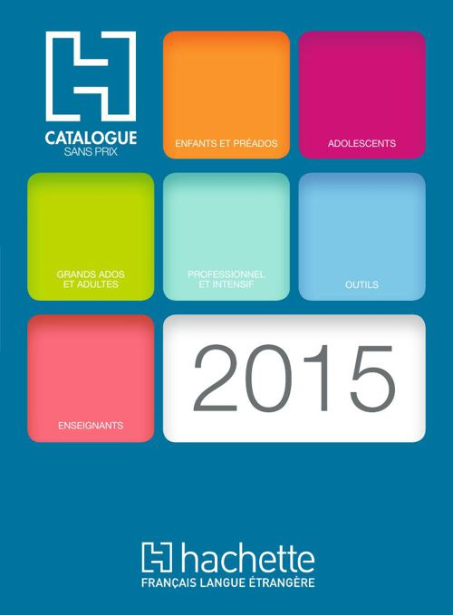 Catalogue Hachette FLE 2015