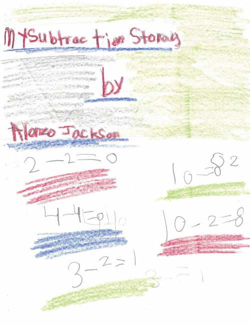 Alonzo Subtraction Story