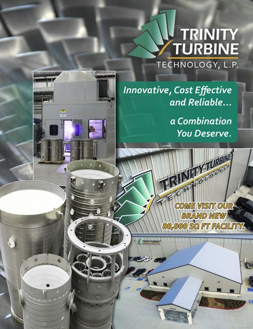 TRINITY TURBINE TECHNOLOGY BROCHURE ENGLISH