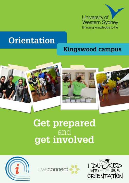 Kingswood Orientation