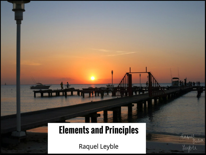 Elements and Principles Project