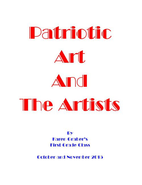 Patriotic Art and Its Artists