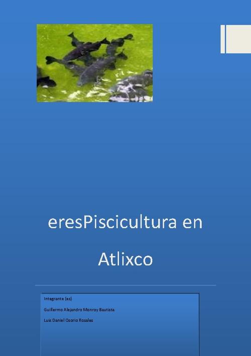 Cuadernillo F. Piscicultura