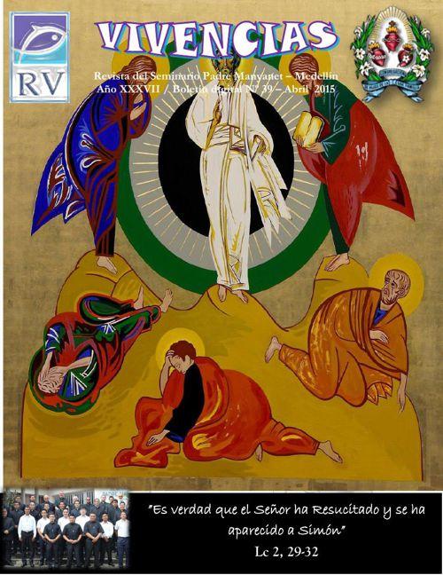 Edicion Revista Vivencias mes de Abril 2015