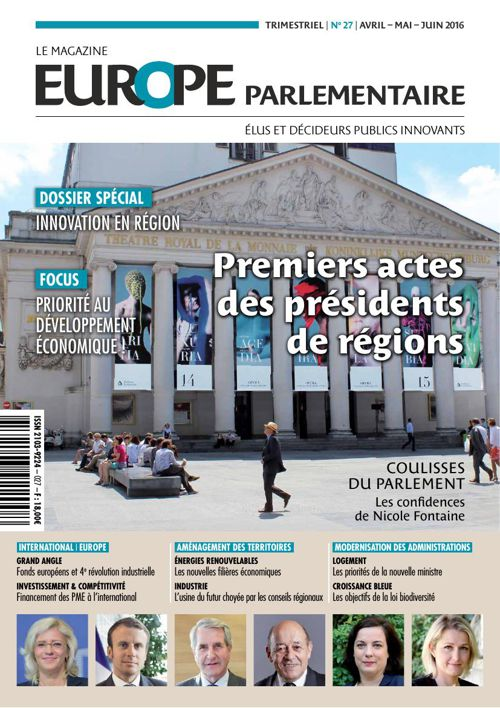 Europe parlementaire n° 27
